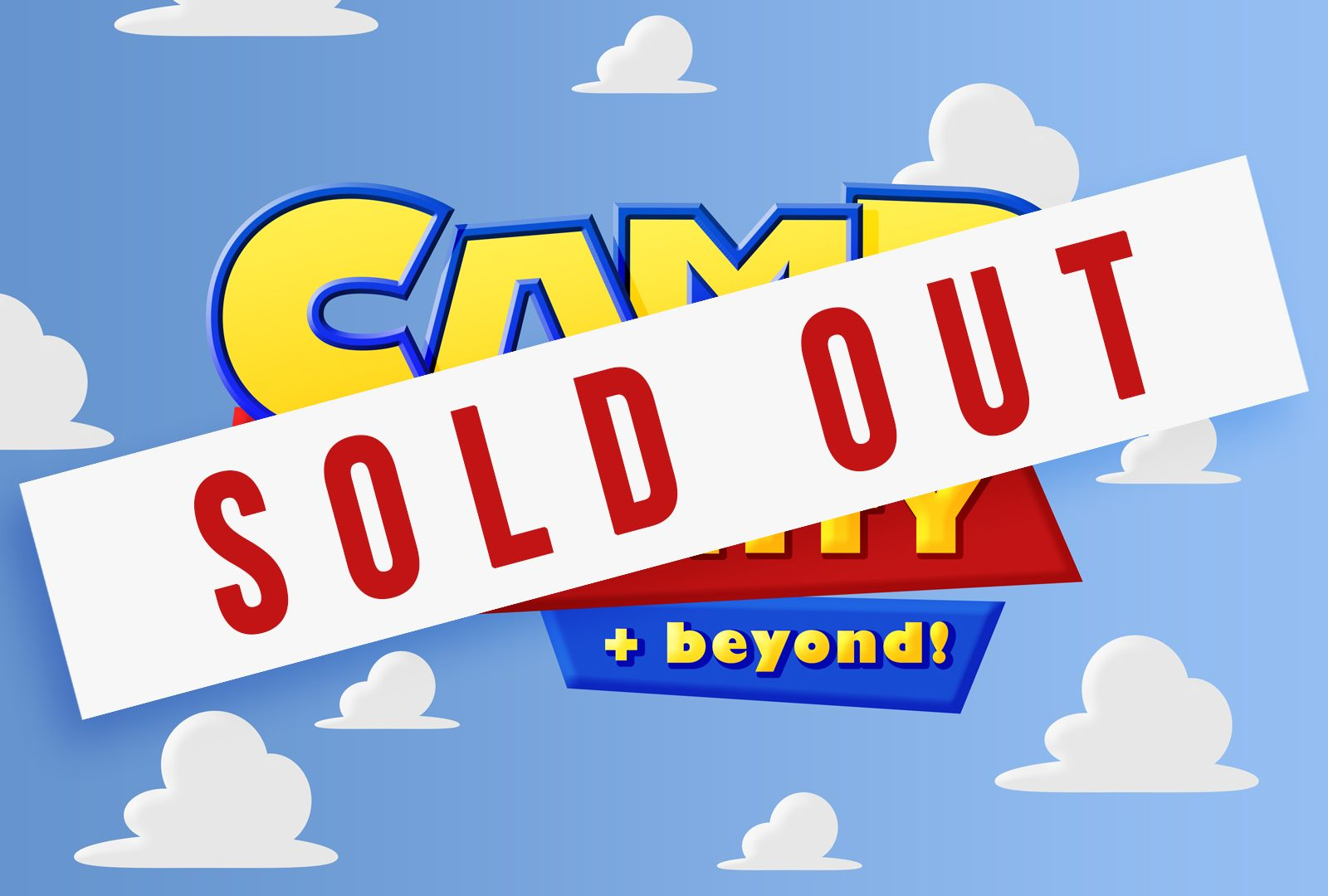 CAMP INFINITY - sold out